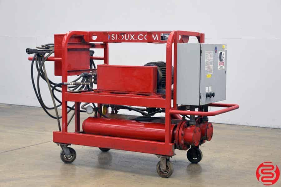 Sioux Corporation EN-345-H4-1200 Steam Cleaner