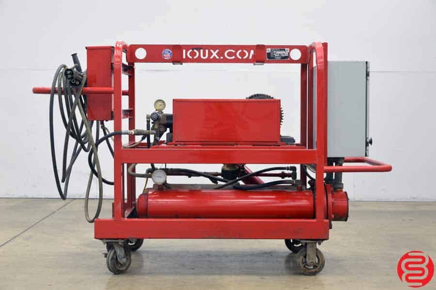 Sioux Corporation EN-345-H4-1200 Steam Cleaner