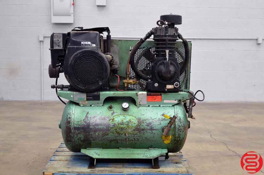 Speedaire 30 Gallon 12 HP Stationary Air Compressor
