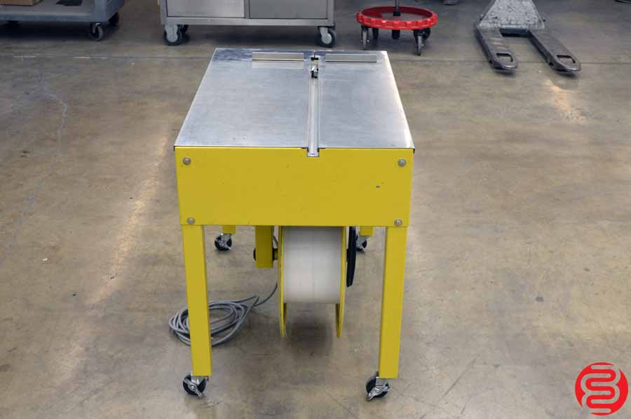 StraPack S-680 Automatic Strapping Machine