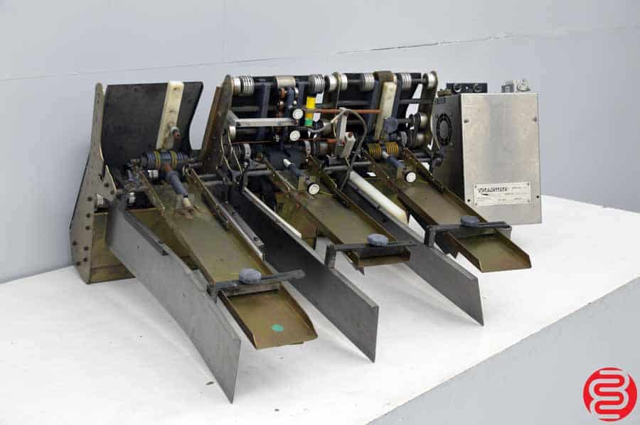Streamfeeder 1EJ Friction Feeder - Qty 3