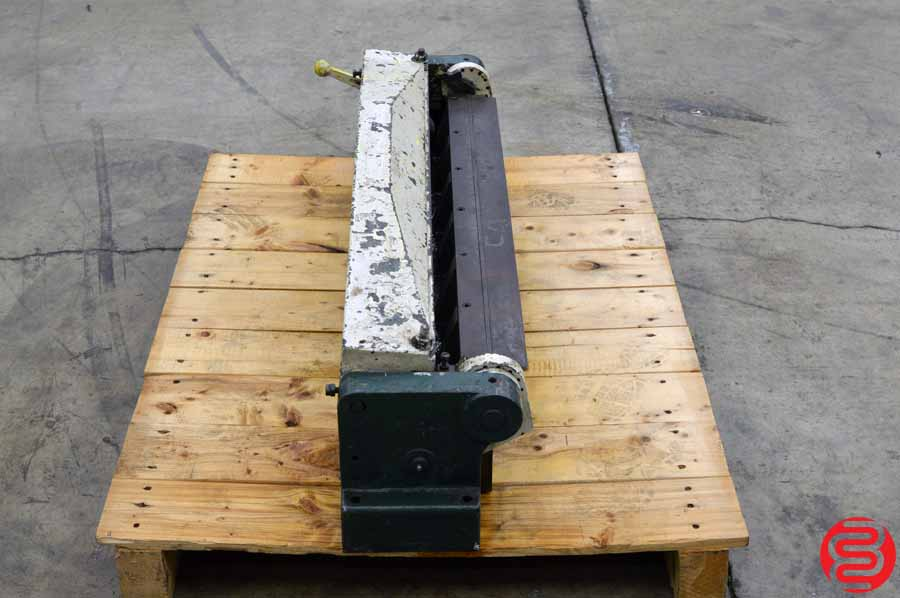 "36"" Table Top Shear"