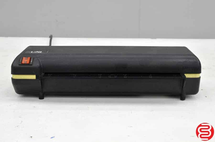 "USI CT 1200 12"" Thermal Pouch Laminator"