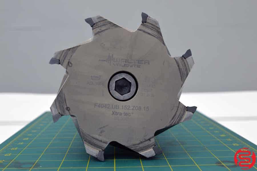 Walter Tools F4042.UB.152.Z08.15 Shoulder Milling Cutter