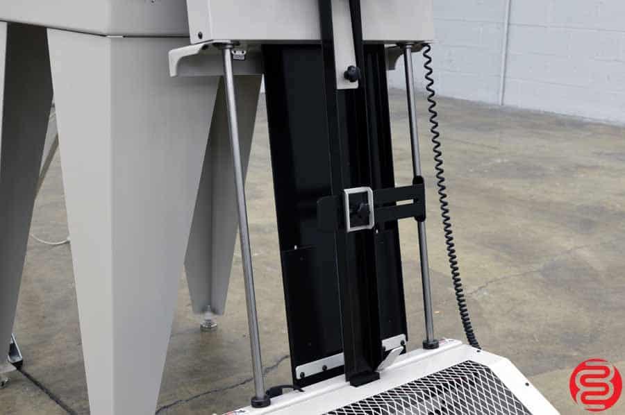 2011 Xante Ilumina Digital Envelope Press w/ Feeder and Conveyor