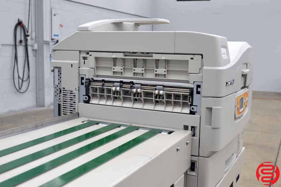 2013 Xante Ilumina Digital Envelope Press w/ Feeder and Conveyor