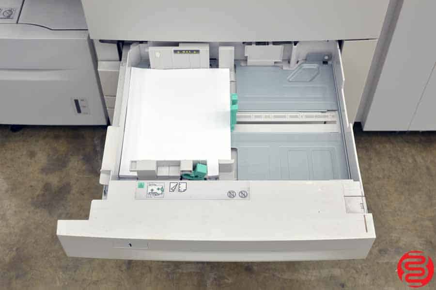 Xerox DocuColor 250 Digital Press w/ 2000 Sheet High Capacity Feeder and Professional Finisher