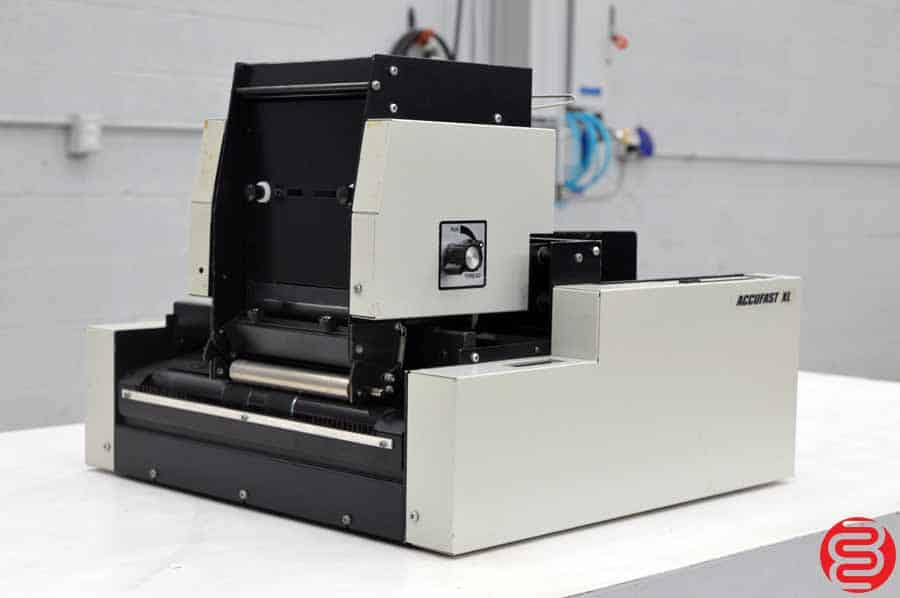 Accufast QT Tabbing System w/ Accufast XL Labeler