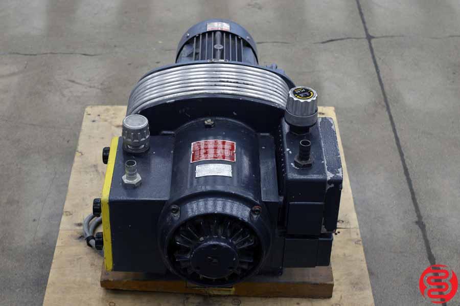 Airtech CLFT 61 DV 3.6 kW Vacuum Pump