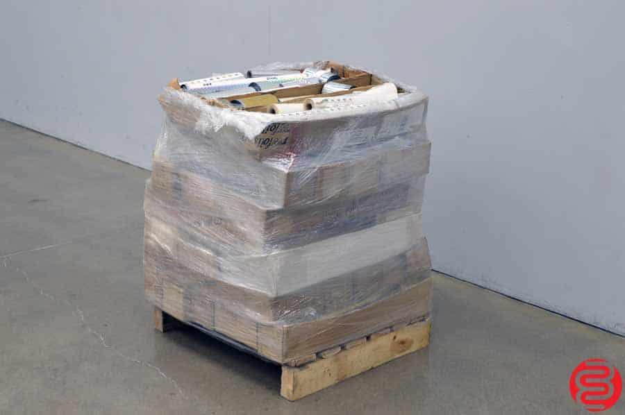 Pallet of Assorted Foil w/ Foil Cutter