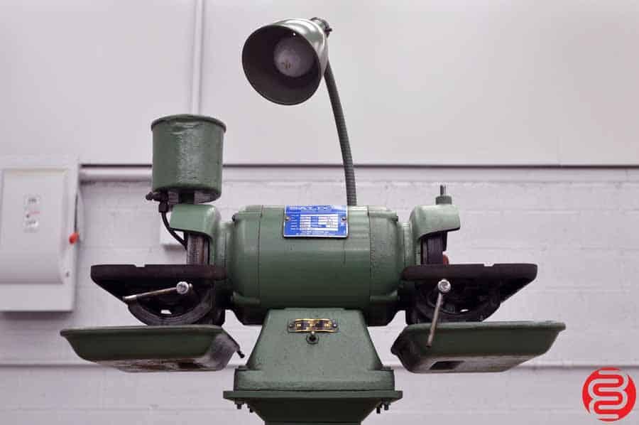 "Baldor 500 6"" Tool Grinder, 115 Volt, 1/2 HP w/ Stand"