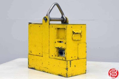 Battery Operated Magnetic Lift - 3000 lbs Capacity