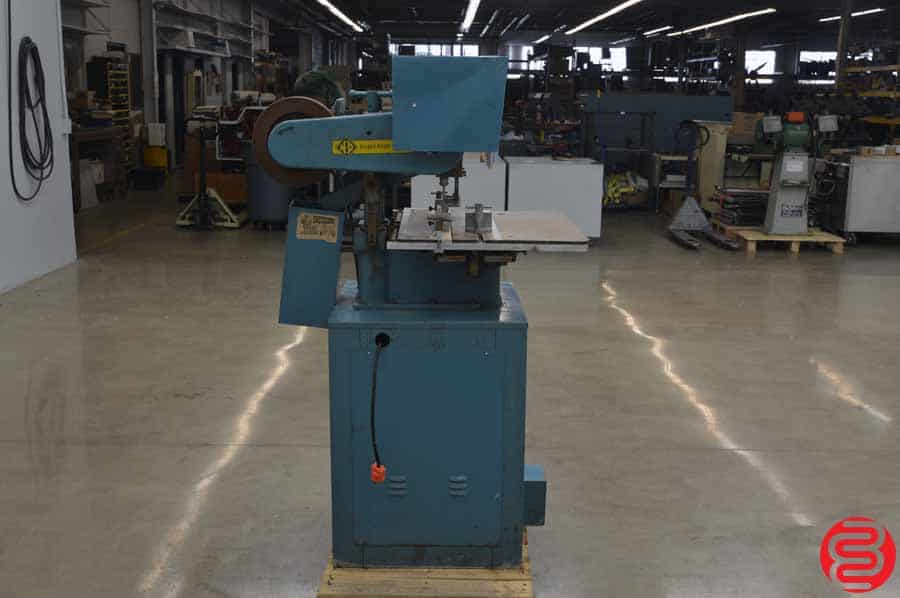 Baum ND5 Four Spindle Hydraulic Paper Drill