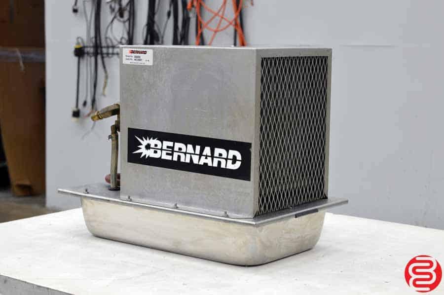 Bernard 3500 SS Water Cooler 3 Gal 10,640 BTU