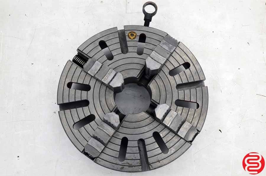 Bison 4344-20/8 4 Jaw Lathe Chuck