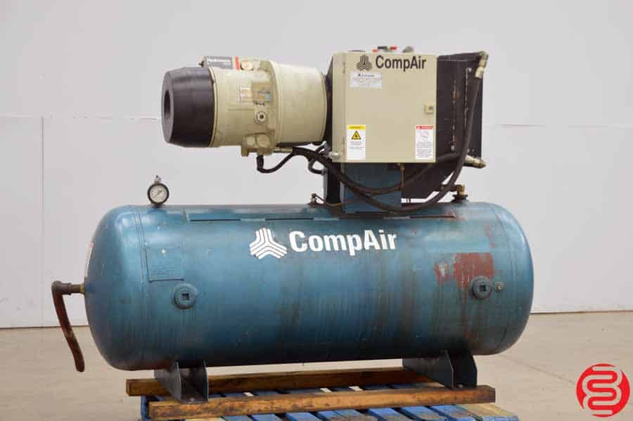 CompAir Hydrovane 707 Rotary Screw Air Compressor
