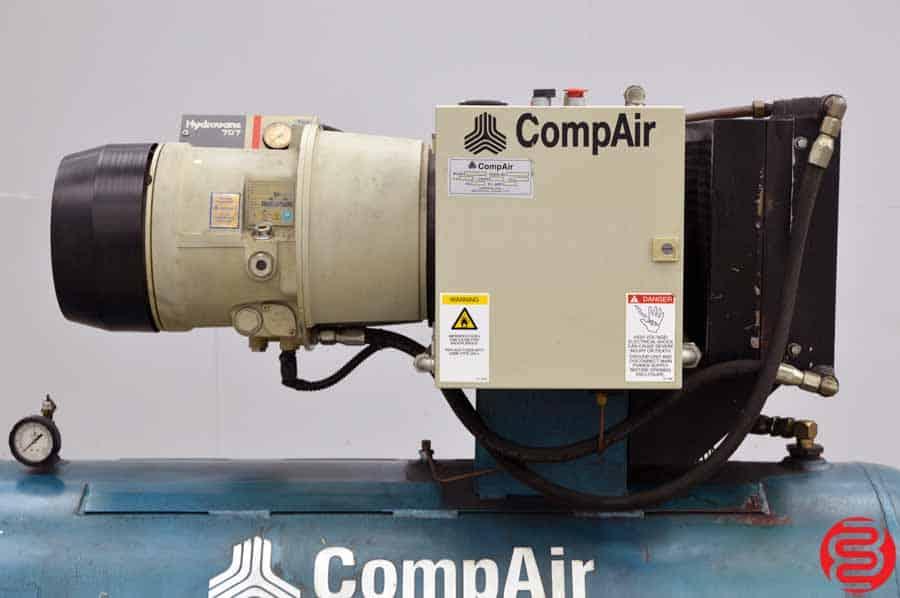 CompAir Hydrovane 707 Rotary Screw Air Compressor