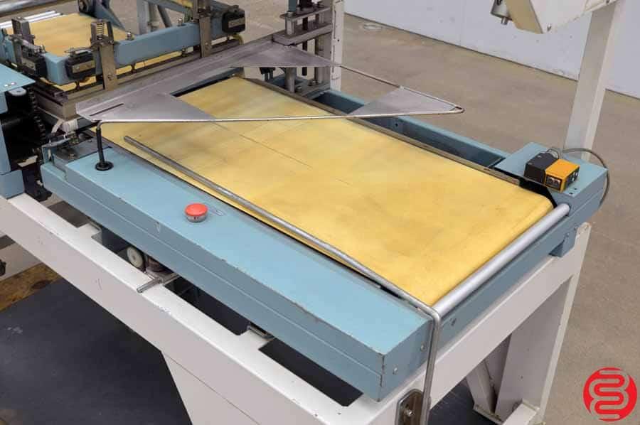 Conflex E-250 Automatic L Bar Sealer Shrink Wrap Machine