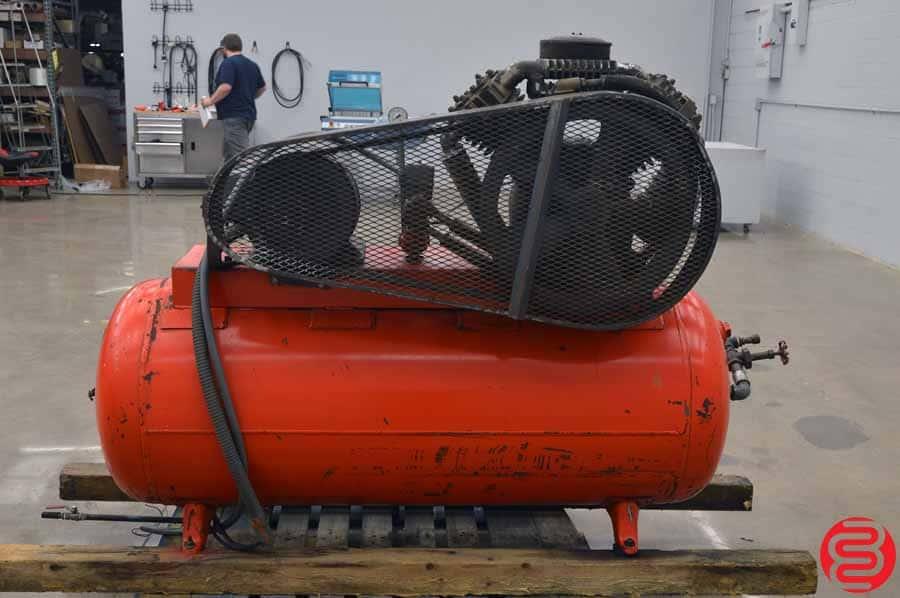 DeVIBISS VAV-5060 15 HP Air Compressor
