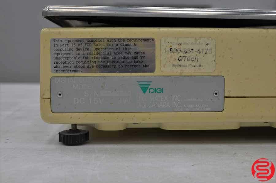 Digi Matex DC-130 Digital Counting Scale