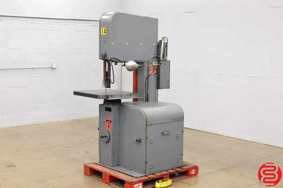 DoALL 2013-V Vertical Contour Band Saw