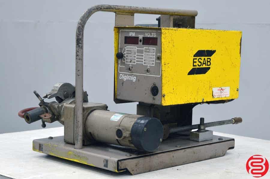 ESAB DigiMig Two Roll Wire Feeder