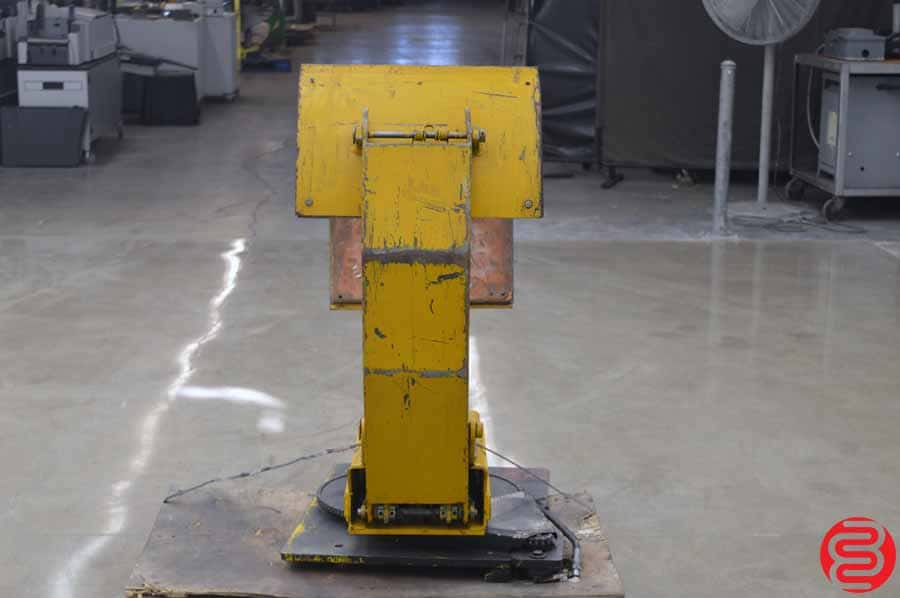 Forklift Attachment Heavy Duty Roll Clamp