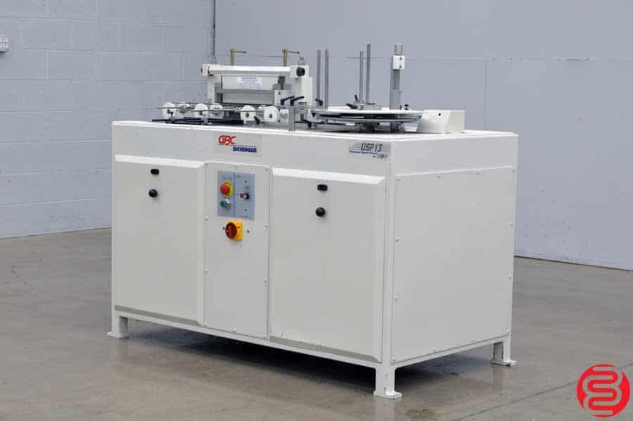 GBC Sickinger USP 13 Universal Speed Paper Punch