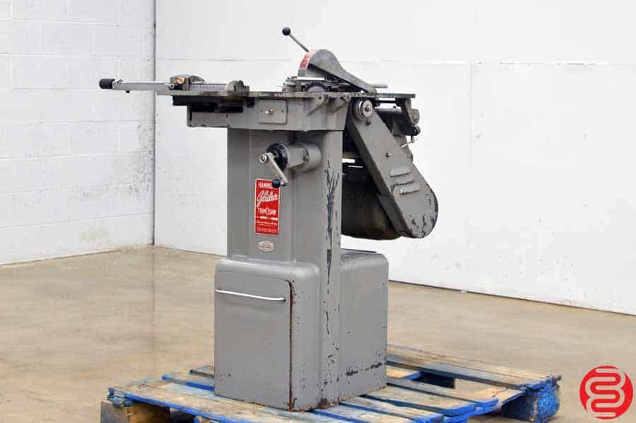 Hammond Glider G4B Trim O Saw Table Saw