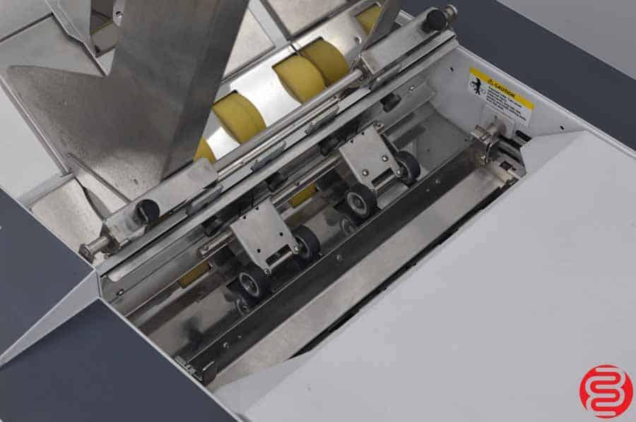 Hasler HJ950C Color Digital Envelope Printer w/ Delivery Conveyor