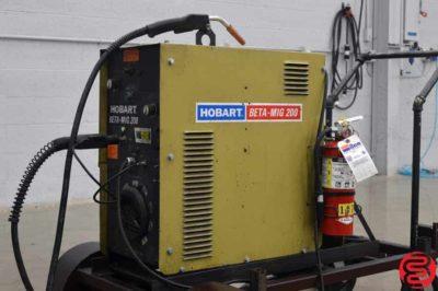 Hobart Beta-MIG 200 Welder