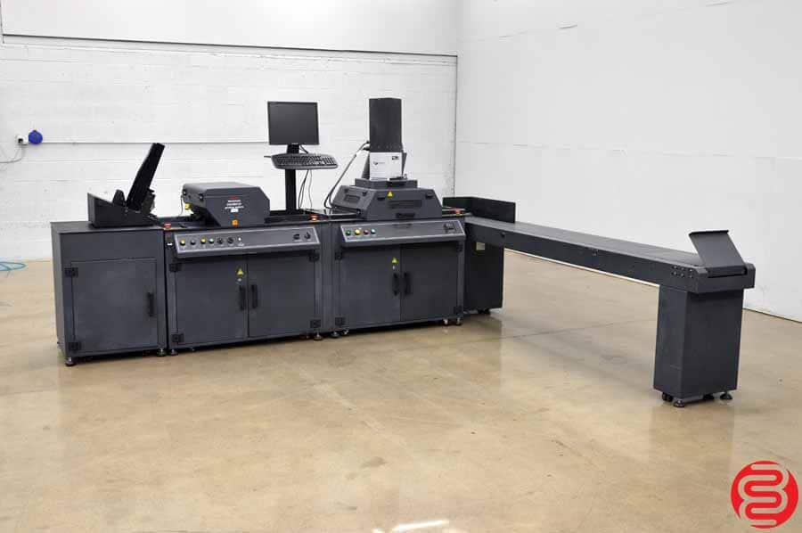 Kodak Versamark DS4350 UV Printing System