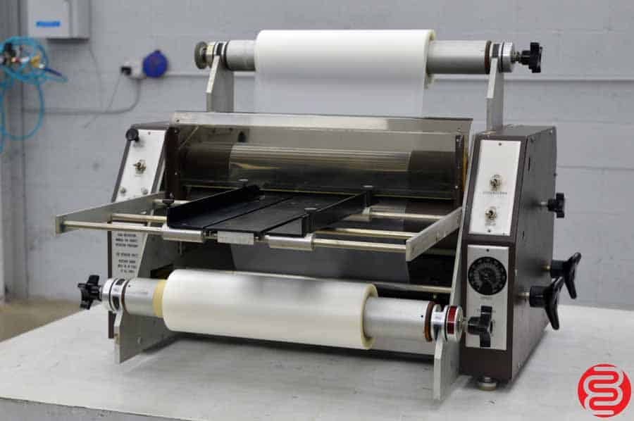 """Ledco 18"""" HD Industrial Double Sided Hot Roll Laminator"""
