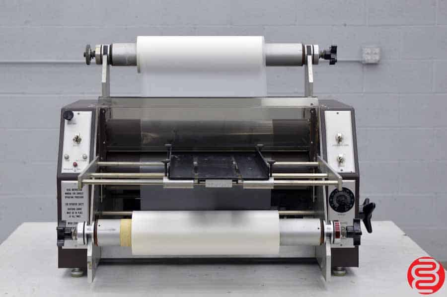 "Ledco 18"" HD Industrial Double Sided Hot Roll Laminator"