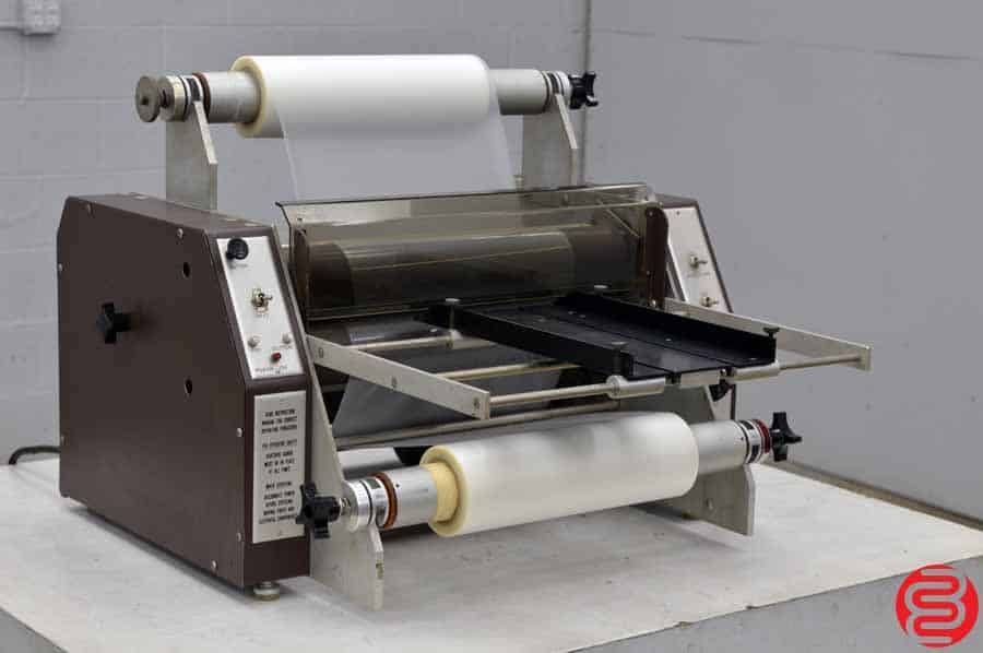 Ledco 18 Quot Hd Industrial Double Sided Hot Roll Laminator