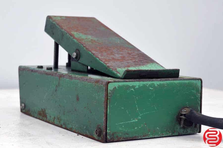 Linde TIG / MIG Welder Foot Pedal