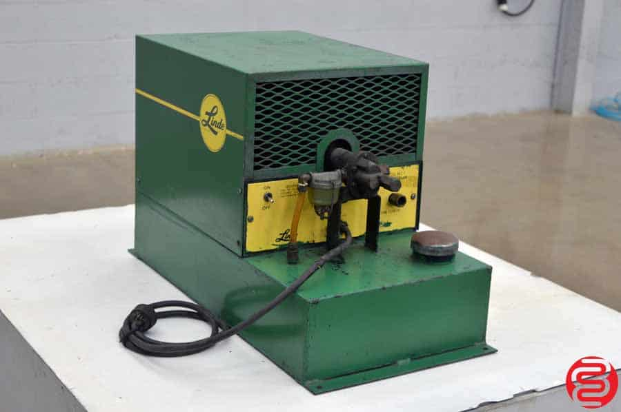 Linde Union Carbide Model WC 1 Water Cooler