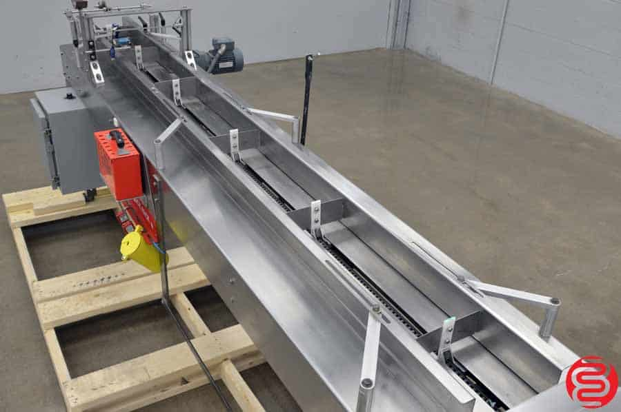 Lugged Infeed Conveyor