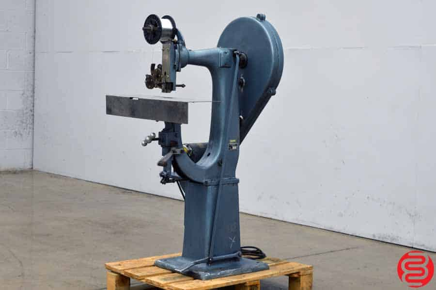 New Jersey No. 2 Flat Book / Saddle Stitcher