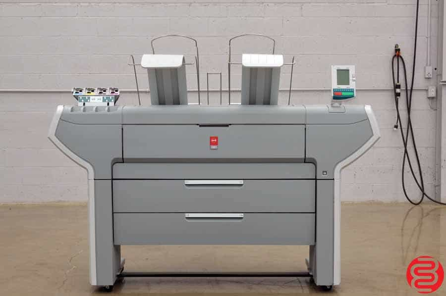 Océ ColorWave 600 Wide Format Printer