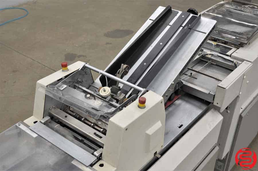 Pitney Bowes Direct Mail Solutions 8 Series Inserter System