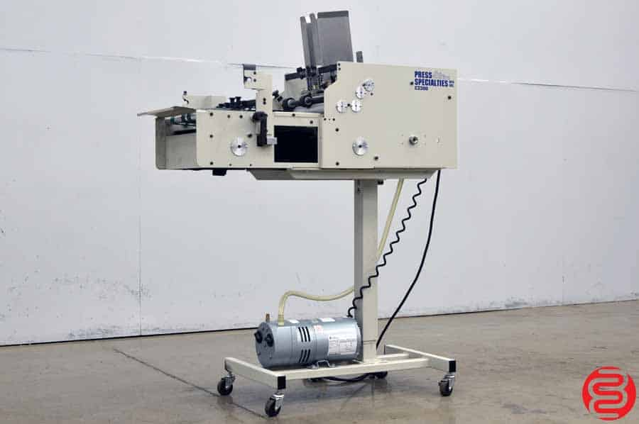 Press Specialties C-3300 Envelope Feeder