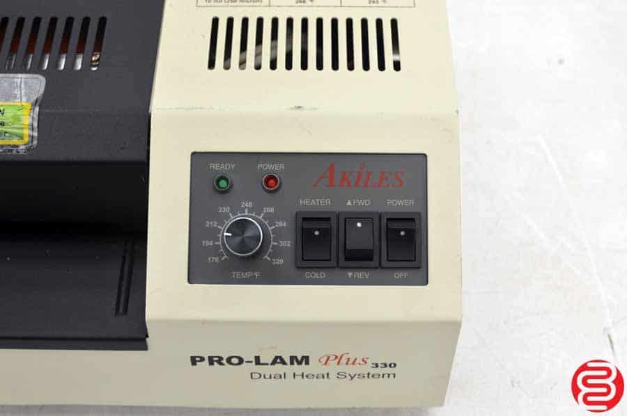 Pro-Lam Plus 330 Akiles Pouch Laminator