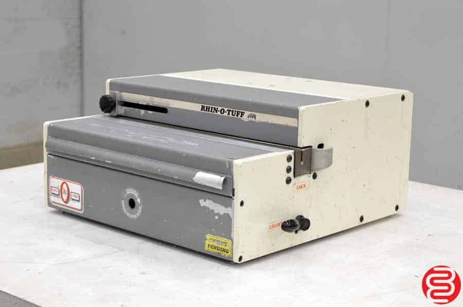 Rhin-O-Tuff WP-7000 Ultima Paper Punch
