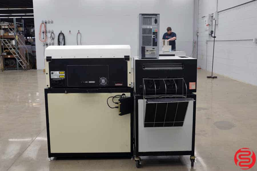 2001 RipIt Speedsetter X2 Computer to Plate System w/ Vastech Plate Washer and Rip