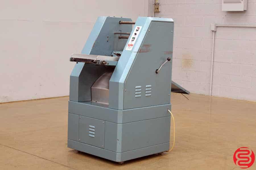 Rollem Auto 4 Perf Slit Score Numbering Machine