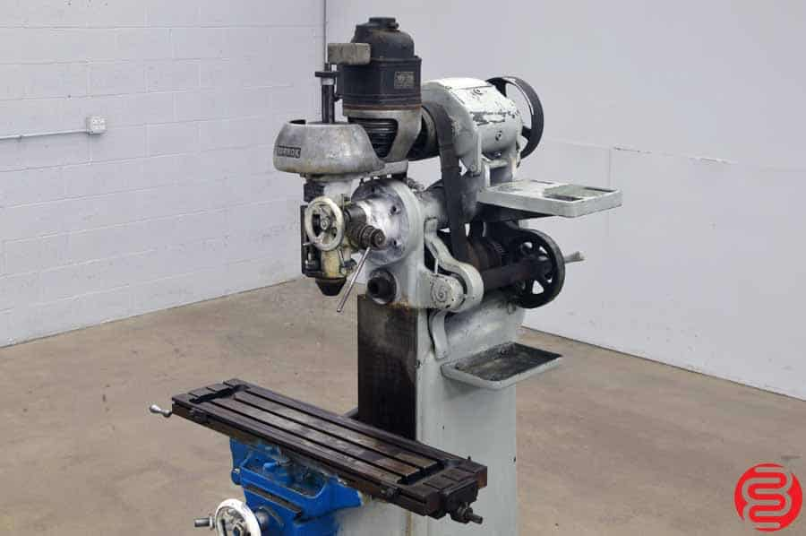 Rusnok Tool Works Milling Machine