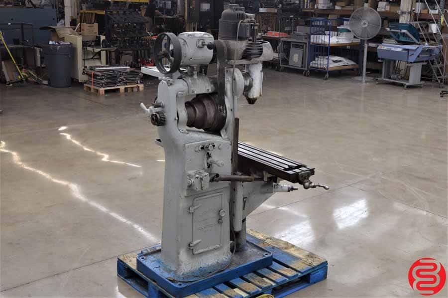 Rusnok Tool Works Milling Machine