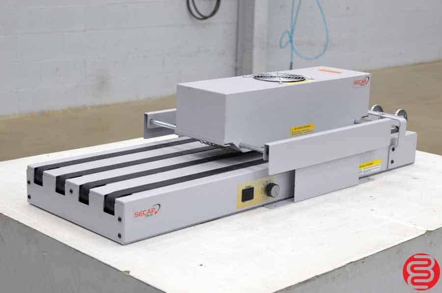 Secap TC36 Conveyor w/ TD36 Dryer