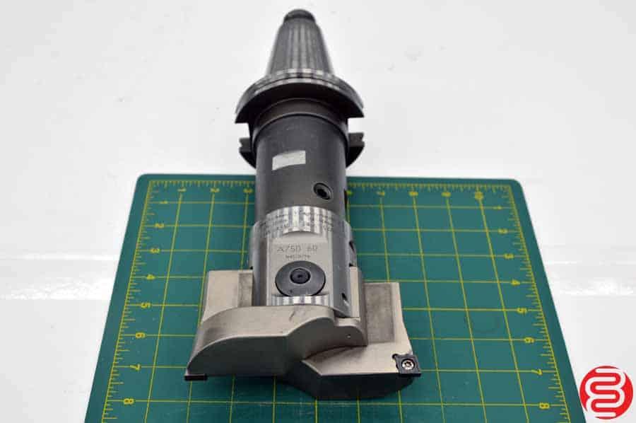 Seco Tools A75000 Boring Head Holder w/ A75065CC1290 Boring Heads
